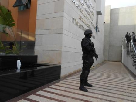 تفاصيل عملية تفكيك خلية إرهابية موالية ل (داعش) بالرشيدية