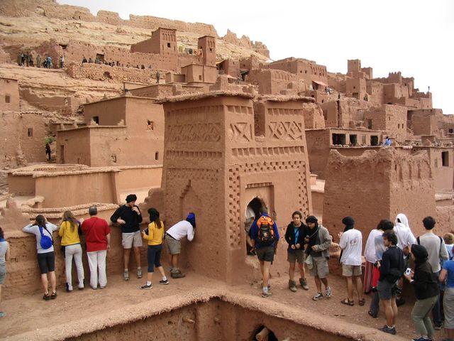 وزارة الثقافة والاتصال: أزيد من مليون زائر للمواقع التراثية بالمملكة خلال الربع الأول من سنة 2019