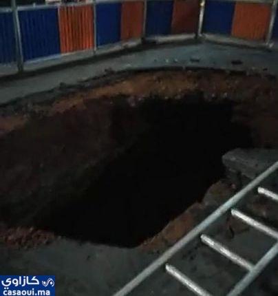 """صورة كازاوي : شارع محمد السادس""""يصرط""""مستعمليه"""