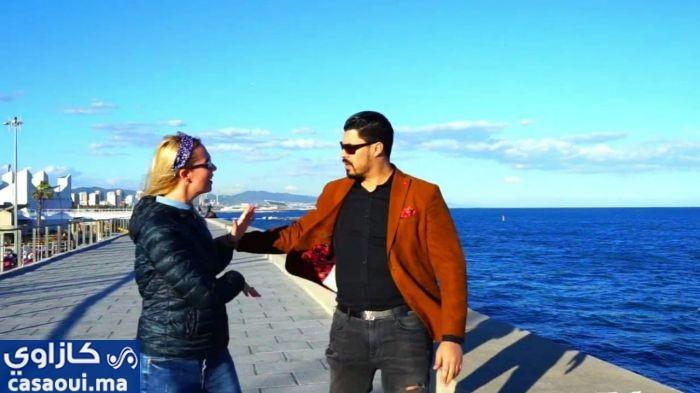 أمين جاد يطلق غاديتيني روحي من إسبانيا بعد تخلي حبيبته عنه