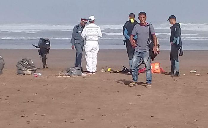 تفاصيل العثور على سبع جثت بشاطئ عين حرودة