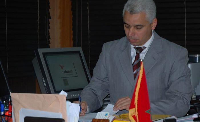 هذا هو خالد ايت طالب  وزير الصحة الجديد