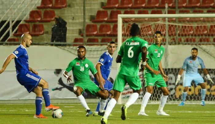 الرجاء يضمن التأهل للدور القادم من كأس محمد السادس
