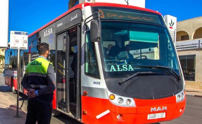 """شركة """"ألزا""""تفوز بصفقة  تدبير النقل الحضري بالدار البيضاء"""