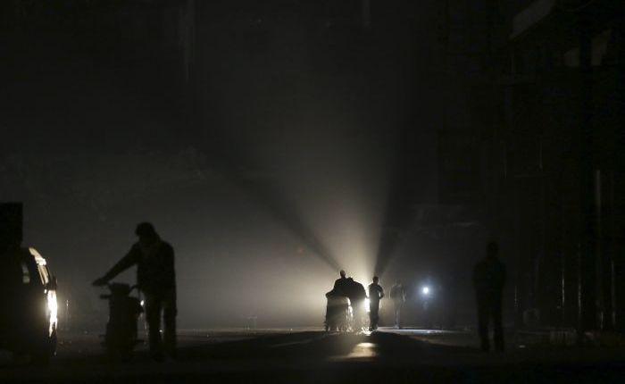 ..ONEلا انقطاع للتيار الكهربائي في 20 أكتوبر 2019 بالدار البيضاء