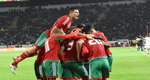 المنتخب المغربي للاعبين المحليين يفوز على المنتخب الليبي ببركان