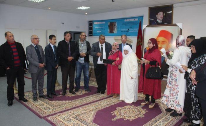 النادي السينمائي سيدي عثمان يكرم روح الفنان محمد اللوز