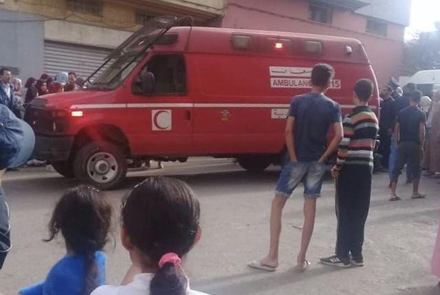 المحمدية… وفاة شابة بعد سقوطها من الطابق الرابع