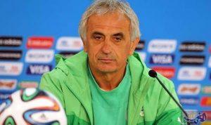المدرب الوطني هاليلهوزيتش يستدعي 24 لاعبا لمبارتيه ضد منتخبي موريتانيا وبوروندي