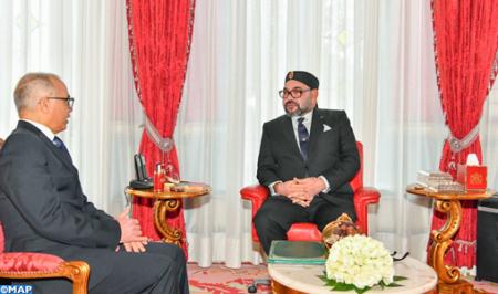 جلالة الملك يكلف   شكيب بنموسى برئاسة اللجنة الخاصة بالنموذج التنموي