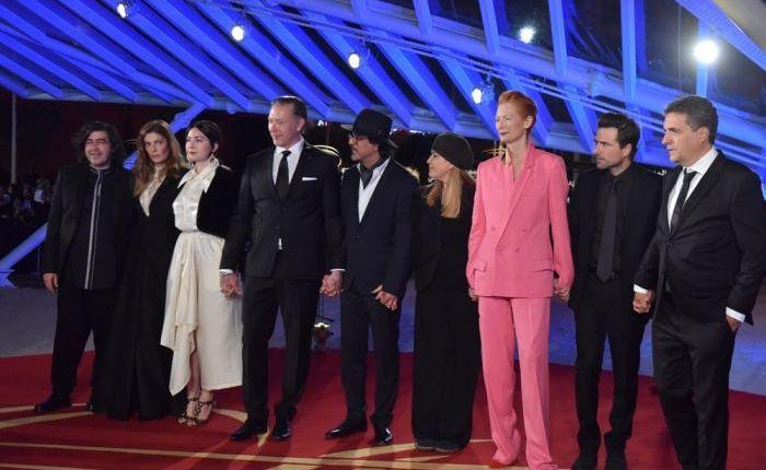 نجوم السينما يفتتحون الدورة 18 للمهرجان الدولي للفيلم بمراكش