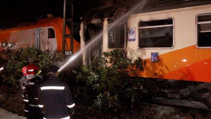 الوازيس… حريق بعربة القطار يوقف هذا الاخير 20 دقيقة وONCF تعتذر لزبنائها