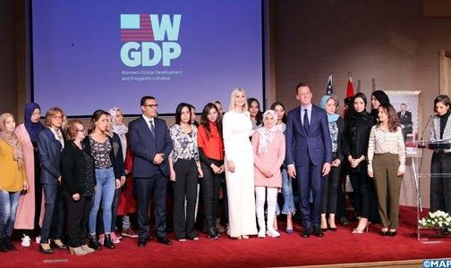 النص الكامل للبيان المشترك الصادرعقب زيارة عمل السيدة إيفانكا ترامب مستشارة رئيس الولايات المتحدة للمغرب