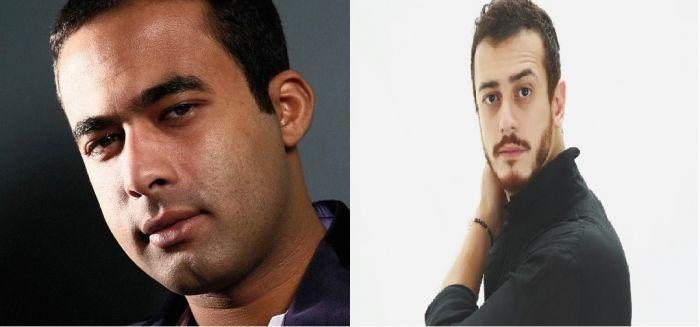 سعد لمجرد ينعي ابن النجم الراحل أحمد زكي