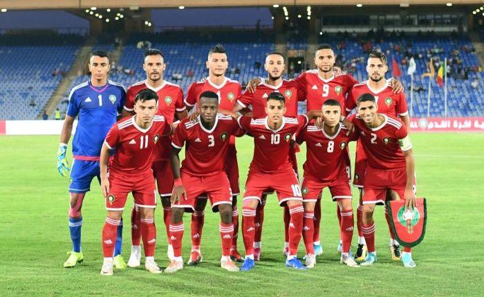 المنتخب الوطني المغربي لأقل من 20 عاما يفوز على نظيره الجزائري