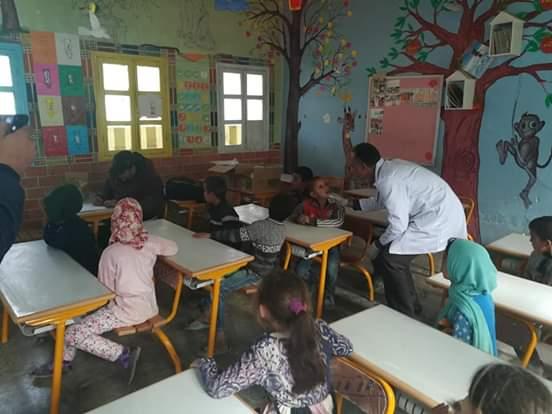 مرض الحصف الجلدي يصيب أطفالا متمدرسين بميدلت