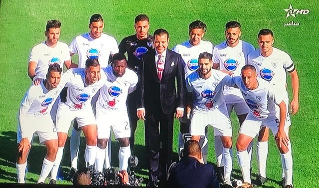 رئيس فريق الطاس يعتذر لجمهور المغرب الفاسي لهذا السبب