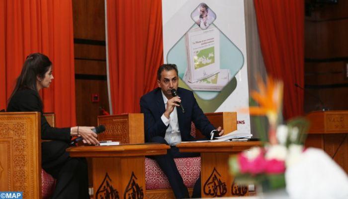 """الدار البيضاء: تقديم كتاب """" المغرب ومحيطه المتوسطي """" لعبد الغني يومني"""