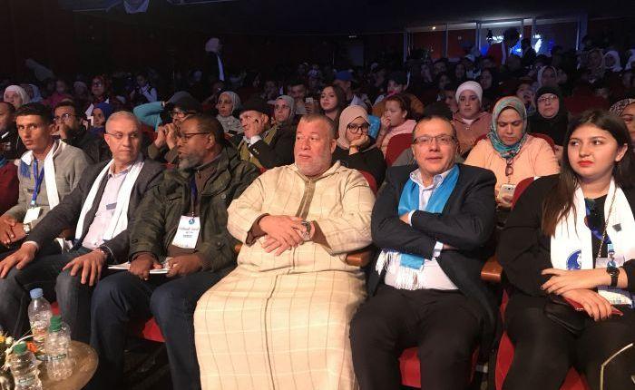 بالصور :إسدال الستارعلى الأيام التواصلية لحزب التجمع بسيدي عثمان