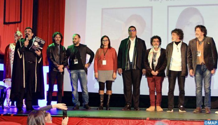 البيضاء… تكريم مجموعة من الفنانين بالمهرجان الدولي لفيلم الطالب