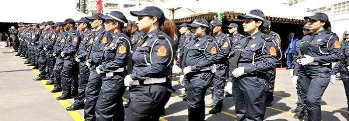 مديرية الأمن الوطني تعتمد مسطرة الانتقاء الأولي لاختيار المترشحين لولوج أسلاك الشرطة