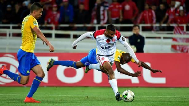 دوري أبطال إفريقيا: الوداد الرياضي يكتفي بالتعادل أمام صن داونز