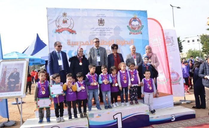 البطولة الوطنية للعدو الريفي بالحي الحسني ..محفز لتنمية القدرات الرياضية والتربوية للناشئة