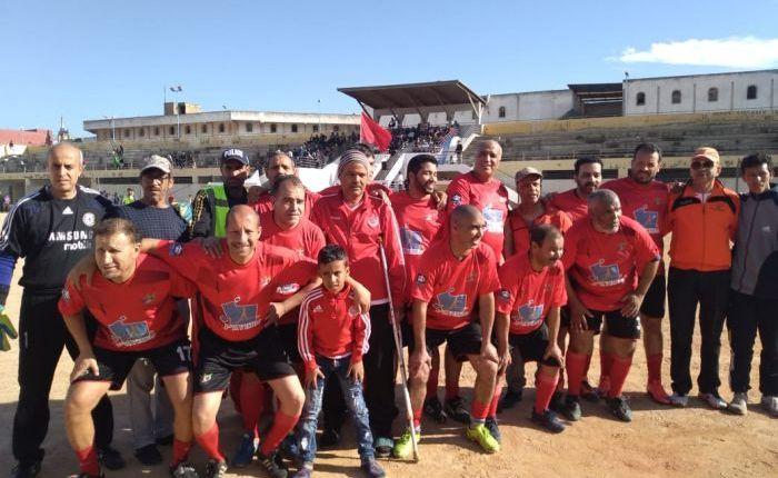 جمعية قدماء رياضيي ليساسفة لكرة القدم تحتفي بفعاليات رياضية