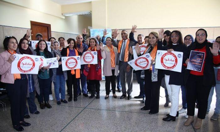 تأسيس الشبكة الوطنية لعاملات النقل بمقر الاتحاد المغربي للشغل بالدار البيضاء