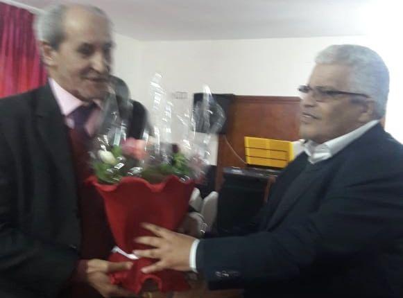 جمعية الأعمال الإجتماعية لموظفي وعمال جماعة مولاي عبد الله تكرم متقاعديها