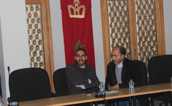 الناصري يطالب بإقالة مفتاح من مجلس مقاطعة عين الشق