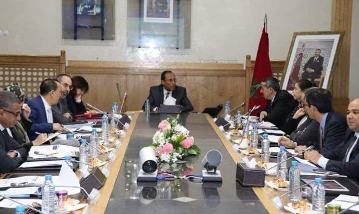 مجلس إدارة شركة الوطنية للطرق السيارة للمغرب يصادق على تثليث طرق بالبيضاء