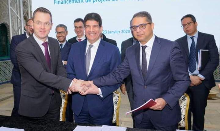 بالفيديو: توقيع عقد تمويل بين جهة الدارالبيضاء-سطات والمؤسسة المالية الدولية (SFI)
