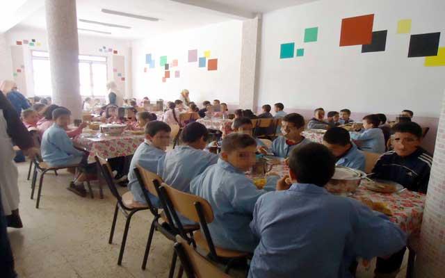 صادم : إقصاء تلاميذ ضواحي بنسليمان من وجبات غذائية