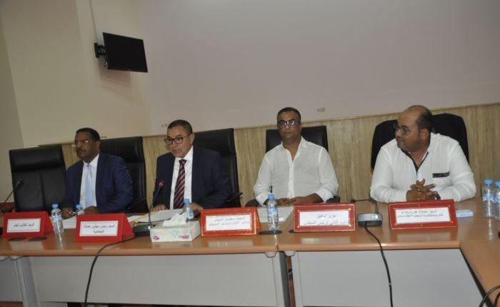مجلس عمالة المحمدية يعقد دورة يناير 2020ويعلن عن مشاريع تنموية مهمة