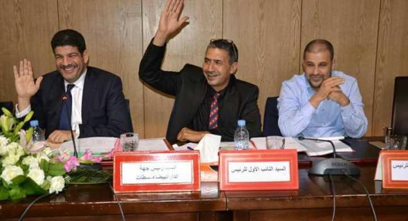 مجلس جهة الدار البيضاء سطات  يدخل نادي المدينين