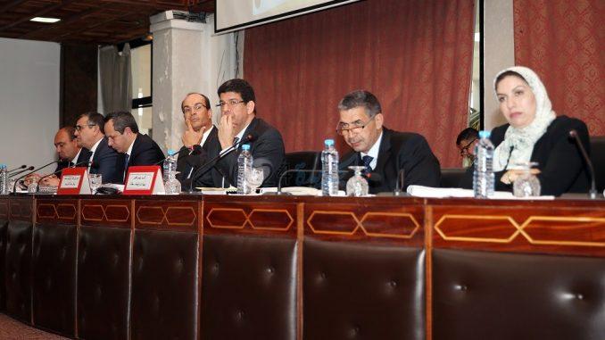 جهة الدار البيضاء-سطات توقع عقد تمويل مع المؤسسة المالية الدولية (SFI)