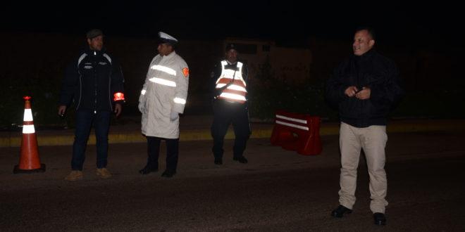 بالفيديو: هكذا أمنت  ولاية أمن الدار البيضاء  احتفالات رأس السنة