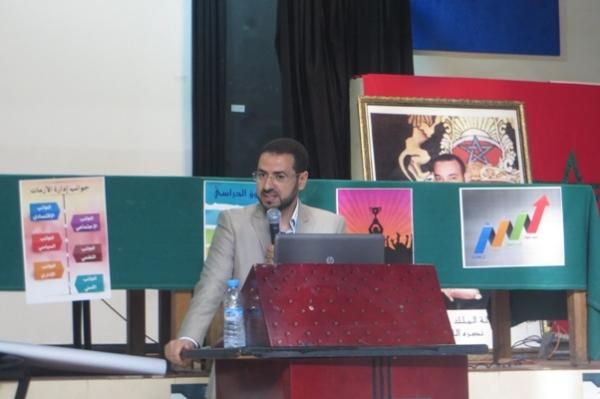 مقاطعة الحي الحسني… استقالة النائب الخامس للرئيس