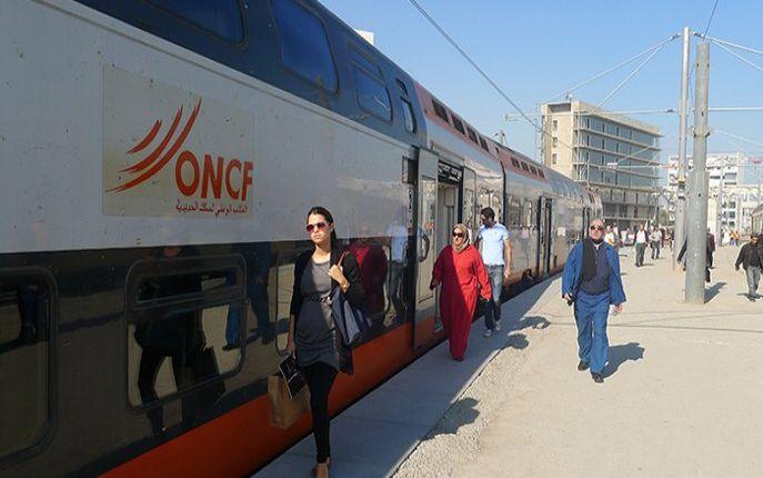 المكتب الوطني للسكك الحديدية يضع برنامجا خاصا بمناسبة العطلة المدرسية