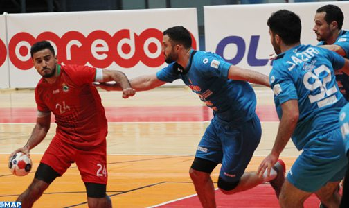 تعثر المنتخب المغربي لكرة اليد أمام نظيره التونسي