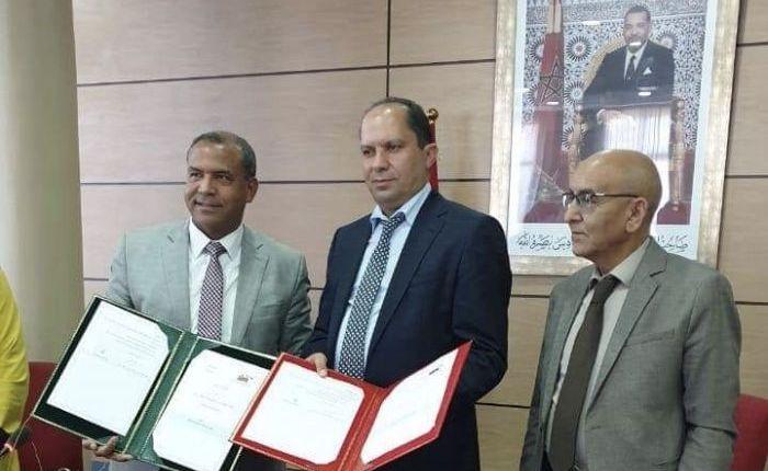 شراكة بين الأكاديمية الجهويةالبيضاء سطات والوكالة الوطنية للسلامة الطرقية