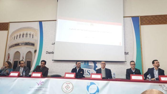 تجار الدار البيضاء  قلقون من عملية تنزيل قوانين لا تساير الواقع ولا تراعي خصوصيات الاقتصاد الوطني
