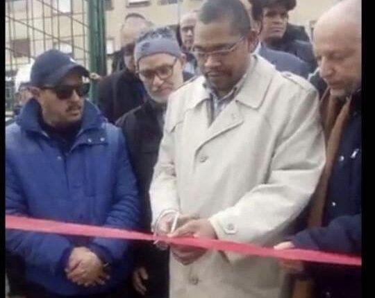 الناصري يطالب بعزل مفتاح من عضوية مقاطعة عين الشق .