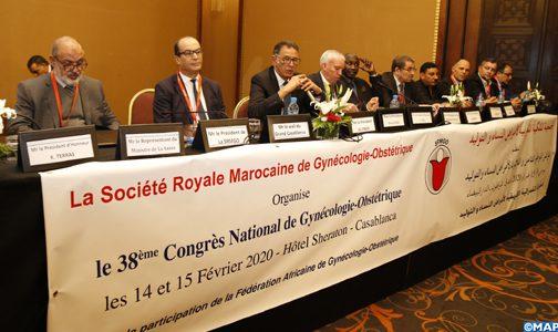 الدار البيضاء .. انطلاق مؤتمر الجمعية الملكية المغربية لطب النساء والتوليد