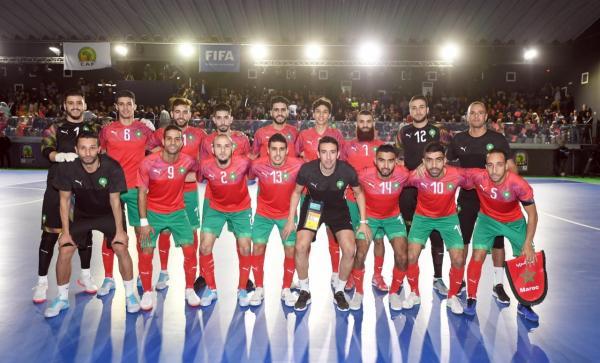المنتخب المغربي يهزم نظيره المصري بخماسية ويفوز بكأس إفريقيا للأمم