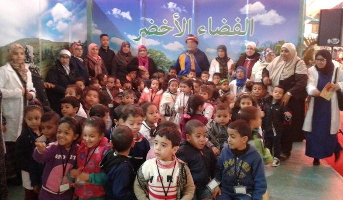 معرض الكتاب بالدار البيضاء سعى إلى مصالحة الطفل مع الكتاب