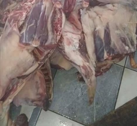 خطير.. سلطات بوزنيقة تحجز أكثر من 200 كلغ من اللحوم الفاسدة