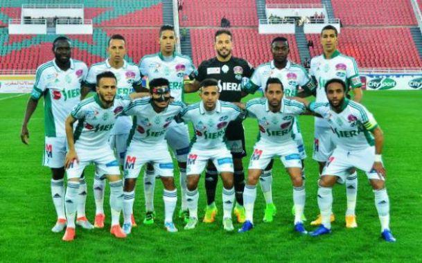 كأس محمد السادس للأندية العربية الأبطال : مباراة الرجاء البيضاوي والإسماعيلي المصري بدون جمهور