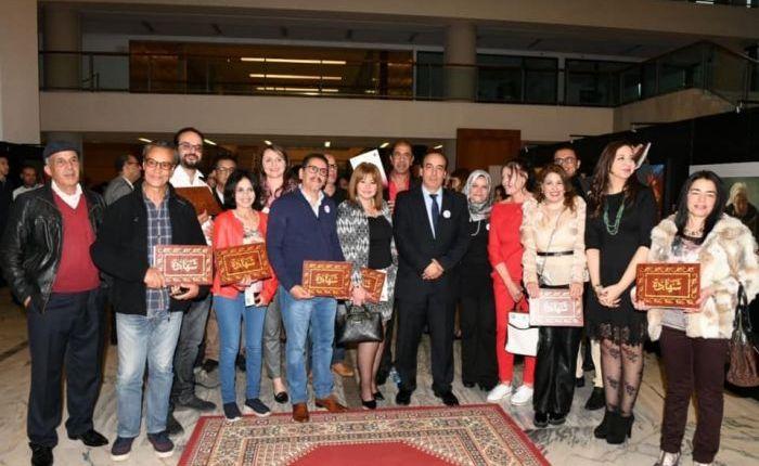 الوزير عبيابة يفتتح الملتقى الدولي للفنانين التشكيليين